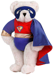 a teddybear